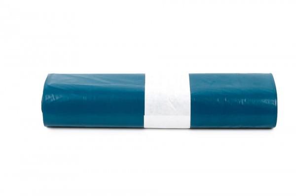 Müllsäcke 120l, blau, Typ 70