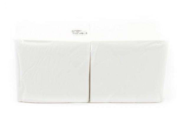Zelltuchserviette, 3-lagig, 40x40cm, 1/4Falz, 4x250Stück