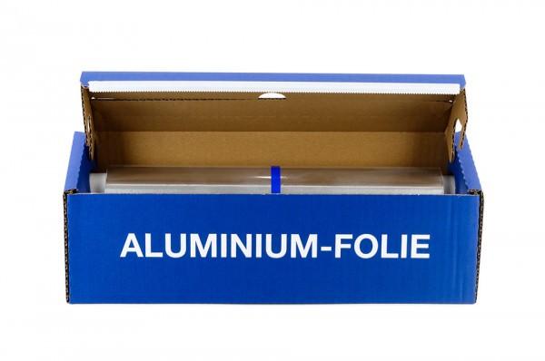 Aluminiumfolie Cutterbox, 29cm