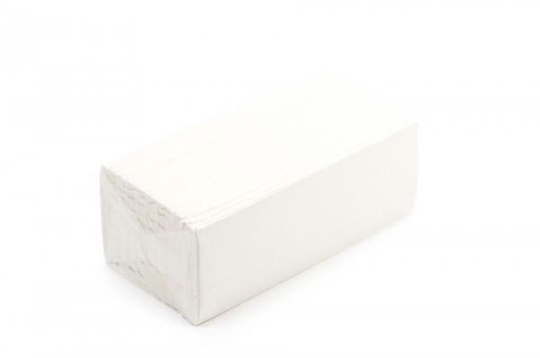 Papierhandtuch weiß, C-Falz
