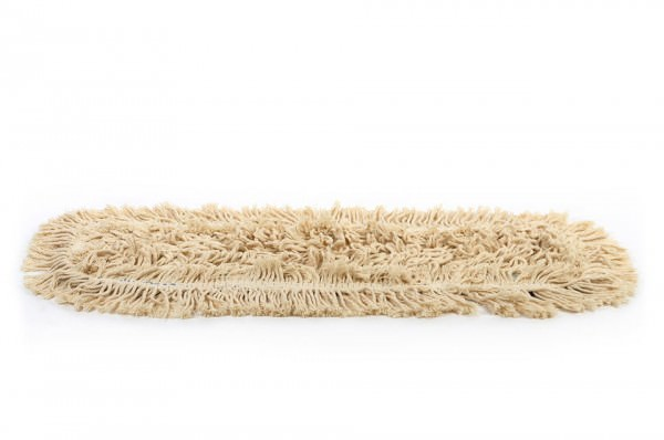 Baumwoll Wischmopp, weiß, 50cm