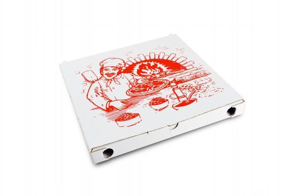 Pizzakarton 24x24cm