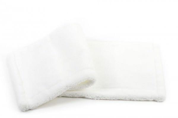 Mikrofaser Wischmopp, weiß, 50cm