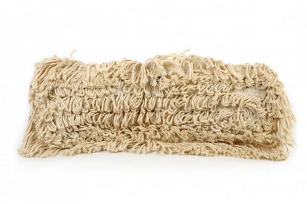 Baumwoll Wischmopp, weiß, 40cm