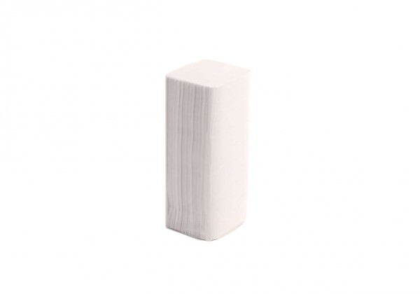 Papierhandtuch weiß, ZZ/V-Falz, 25x21cm
