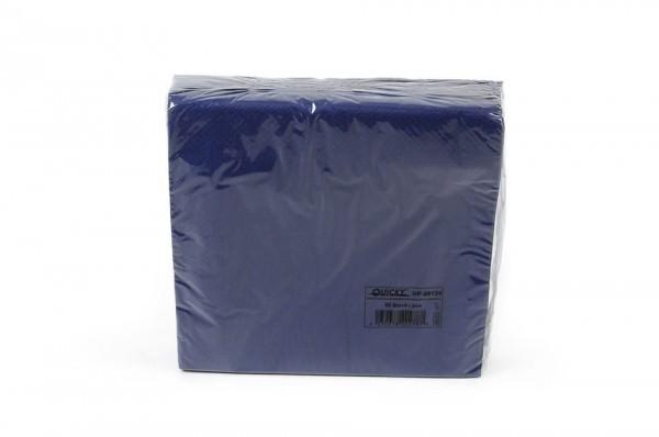 Zelltuchserviette blau