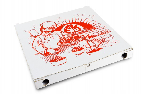 Pizzakarton 32x32cm