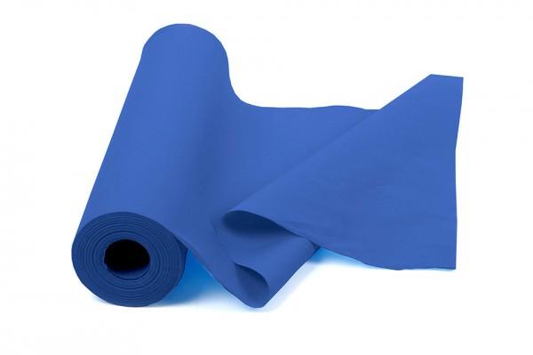Airlaid Tischläufer, blau, 40x120cm