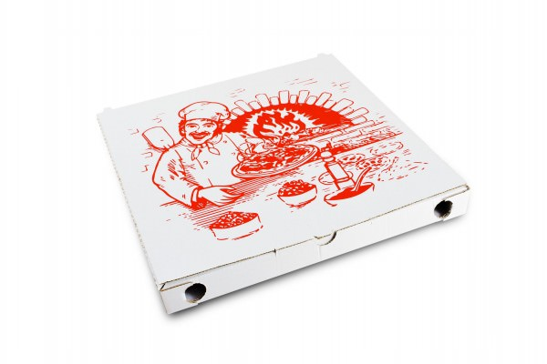 Pizzakarton 26x26cm